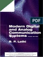 Modern Digital and Analog Communication Systems, 3rd Edition, BP Lathi.pdf