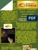 Estudo_09 - Mordomia Crista