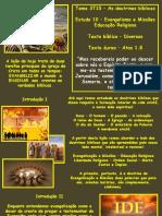 Estudo_10a - Evangelismo e Missoes