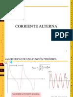 Formulas en  corriente alterna.ppt