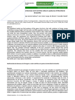 2019-Multivariada Da Biomassa de Forragem e Valor Nutritivo Em Pastos de Brachiaria Brizantha