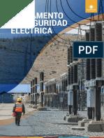 Reglamento seguridad eléctrica V2.2