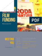 ANIMATION INDEPENDENT FILM FUNDING
