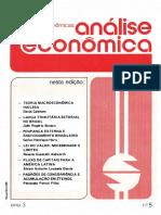 Ferrari Filho (1985) - Padrões de Concorrência e Acumulação Em Steindl