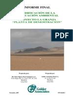 Proyecto La Granja Reque