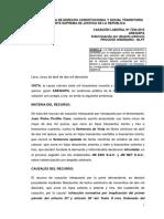 Casacion-Laboral-7394-2015-Arequipa-Legis.pe_ sobre faltas graves