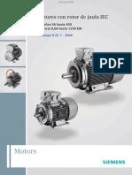 Siemens General Performance Motors Espanol