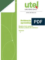 Analisis y Diseño de Sistemas_S2_P