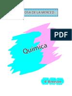 QUIMICA-2°AÑO-IV