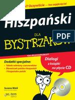 Wald S. - Hiszpański dla bystrzaków.pdf