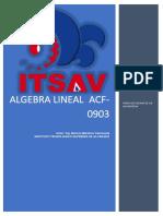 Manual Algebra Lineal Ing. Marcos