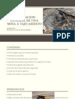 Preparacion General de Una Mina a Tajo Abierto Asignatura_ Metodos de Explotacion Minera (1)