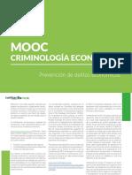 Modulo 2 Criminología Económica