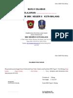 Silabus Ktsp k13 Smkn 8 Kota Malang