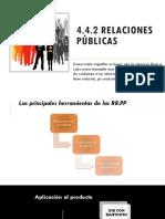 Relaciones Publicas Mercadotecnia