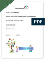 Proyecto Feria Leyendo y Jugando Nos Vamos Formando. 2017 - Copia
