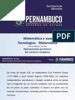 Representação geométrica dos números complexos.pptx