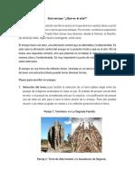 Guía construcción de un ensayo - 7°