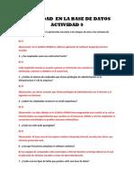 Actividad 9 y 10 Preguntas