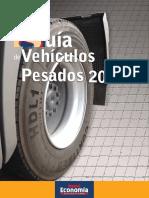 Guía de Vehículos Pesados 2012 Bolivia