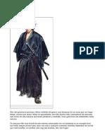 Samurai D&D 5ed.