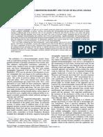 Haq Et Al. 1988, Mesozoic and Cenozoic Chronostratigraphy