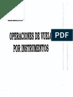 Operaciones de Vuelo Por Instrumentos