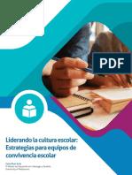 Pl5 c.p. Liderando La Cultura Escolar 10-12-18