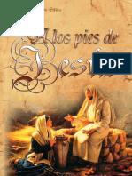 A los pies de Jesús