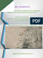 Corredor Turistico Ecologico de Los Oasis de Ica - 16 Marzo 2015