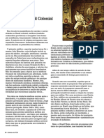 Médicos do Brasil colonial