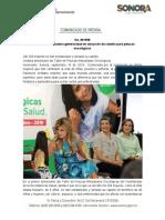 18-09-19 Reconoce Gobernadora generosidad en donación de cabello para pelucas oncológicas