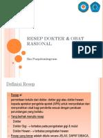 RESEP DOKTER & OBAT RASIONAL.pptx