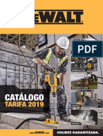 Catálogo Dewalt 2019 España v2