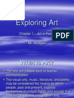 2 Exploring Art Chapter 1