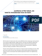 To Build the Workforce of the Future, We Need to Revolutionize How We Learn _ World Economic Forum