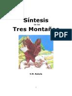 Síntesis de Las Tres Montañas (V.M. Rabolú)
