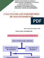 Calculo Mantenibilidad en La Construccion