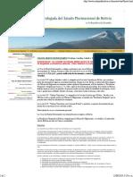 Requisitos de visado de trabajo en Bolivia