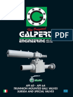 05Galperti Subsea and Special Valves