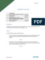 Kirchhoff's Circuit Laws.doc