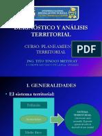 Diagnostico y Analisis Territorial