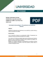 Actividad de Aprendizaje 1 Procedimiento de auditorías internas.docx