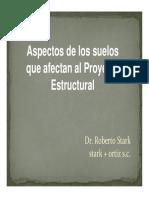 Aspectos de los Suelos que afectan al Proyecto Estructural Roberto Stark.pdf