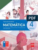 Libro Matematica Cuarto Basico 2019