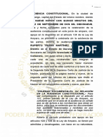 SENTENCIA AMPARO INDIRECTO