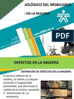 DEFECTOS DE LA MADERA