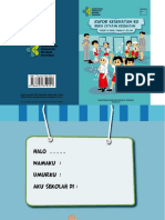 Buku Catatan Kesehatan Sd