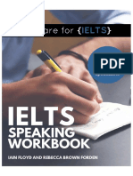 Prepare for IELTS Speaking Workbook Thinkific