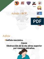 11 Asfixia y Rcp